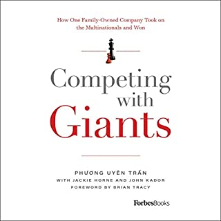 Competing with Giants cover art