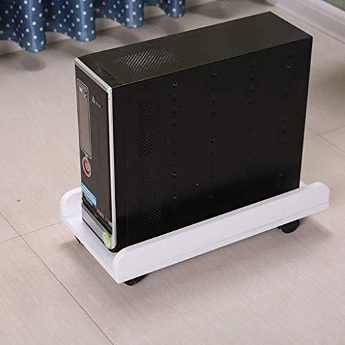 WFBD-CN bord hängande väggbord väggmonterad datorskrivbord, hörnskrivbord, spara utrymme, vit (färg, rullande värdfästen), 80 x 40 cm (färg: Väggmonteringsfäste, storlek: 100 x 40 cm)