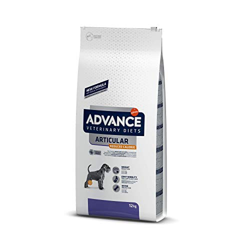 ADVANCE Veterinary Diets Articular Reduced Calorie - Pienso para Perros con Problemas Articulares - 12 kg