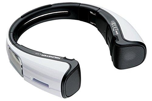 WHD 114800030010000 Neckster Bluetooth Lautsprecher Mini USB NFC weiß