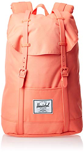 Herschel Retreat Backpack Fresh Salmon Mid Volume 140L
