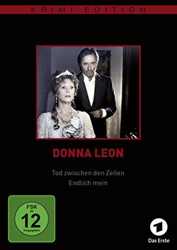 Donna Leon: Tod zwischen den Zeilen / Endlich mein