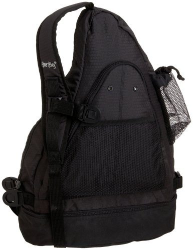 AmeriBag Healthy Back Tech Bag,Black Ripstop Nylon,one size