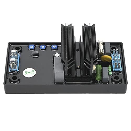90-140 VCA Monitoreo de corriente Alta confiabilidad Automático Regulador de voltaje del motor Accesorio del generador Reemplazo automotriz para alternador de generador sin escobillas