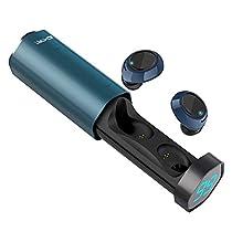 bokman - Auriculares Bluetooth Inalámbricos Deportivos