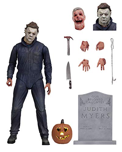 NECA- Halloween Figura Ultimate Michael Myers, Multicolor (NECA60687)