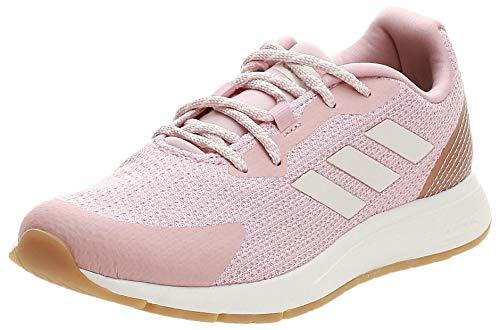 adidas SOORAJ, Zapatillas de Running Mujer, Pink Spirit/Chalk White/Tactile Gold Met. F17, 38 EU