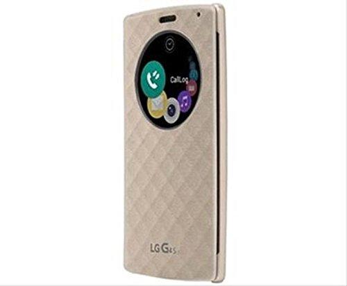LG CFV-100.AGEUSV - Funda G4s, Plateado