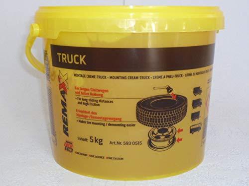 Rema 593051 Tip Top Pâte de montage pour camion 5 kg