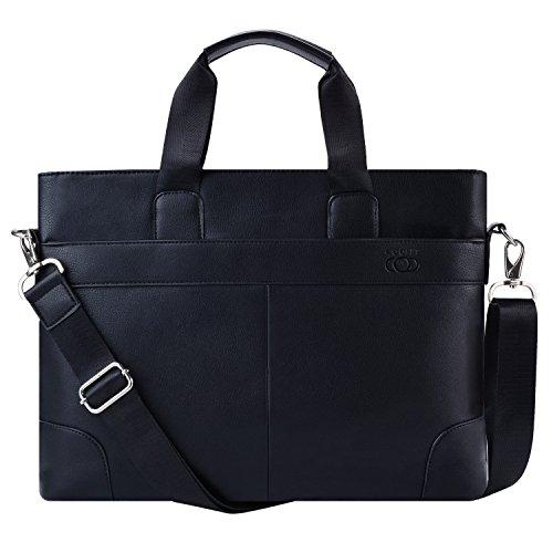 Bolso estilo maletín portátil con correa de Hombro