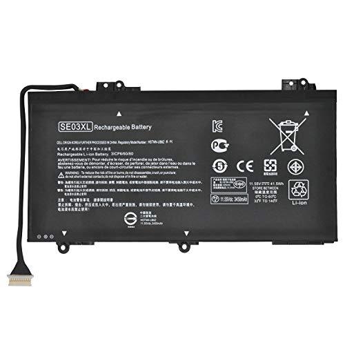 ASKC 41.5Wh SE03XL Batería para HP Pavilion 14-AL100 14-AL125TX 14-AL136TX 14-AL027TX 14-AL028TX Series HSTNN-LB7G HSTNN-UB6Z TPN-Q171 849908-850 849568-421 849568-541