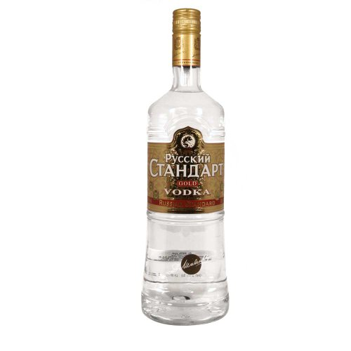 Russian Standard Gold Vodka, 1 L