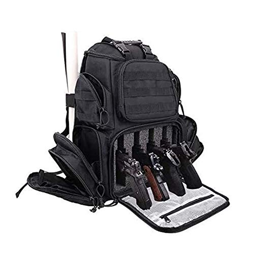 Tactical Range Backpack, 14 x 8 x 18 Inch Outdoors Range Backpack for Hiking Adventure Climbing Camping