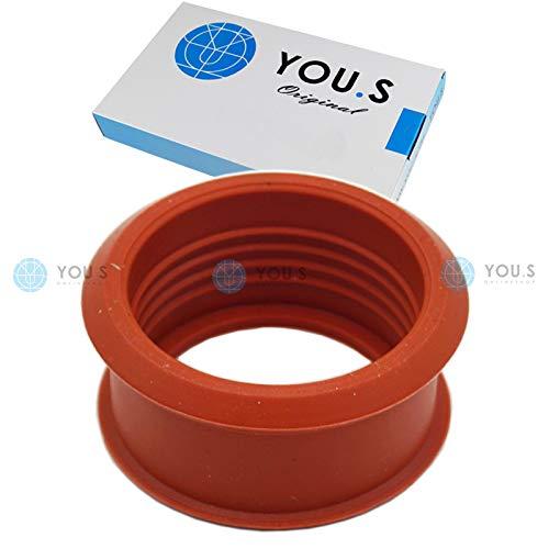 YOU.S Original Dichtung Ladeluftschauch 9686311380 - Ø Innen [mm]: ca. 40/45