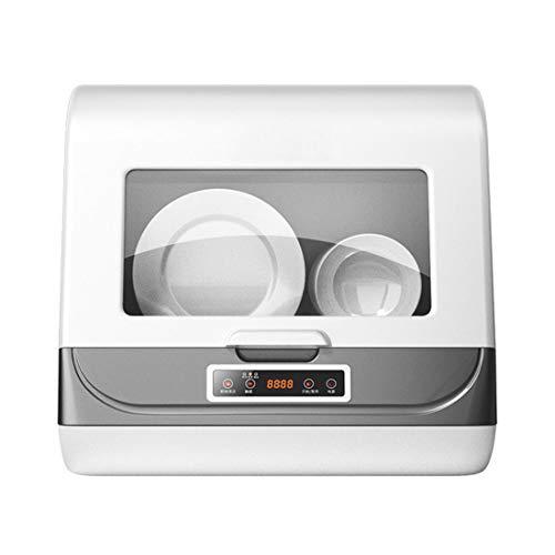 Mini Geschirrspüler 900w Multifunktionaler Tischgeschirrspüler Eignet Sich Zum Abwaschen Von Geschirr Oder Zum Aufbewahren Verschiedener Geschirrteile in Familienküchen (grau)