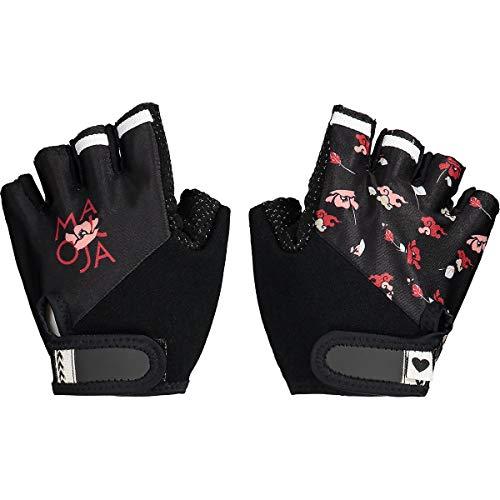 Maloja Adamellom. Handschuhe Schwarz, Fingerhandschuh, Größe L - Farbe Moonless