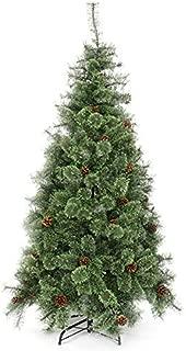 クリスマスツリー 松ぼっくり付き 松かさツリー 【180cm】