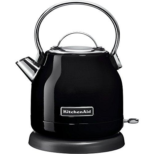 KitchenAid 5KEK1222EOB Wasserkocher Onyx, schwarz