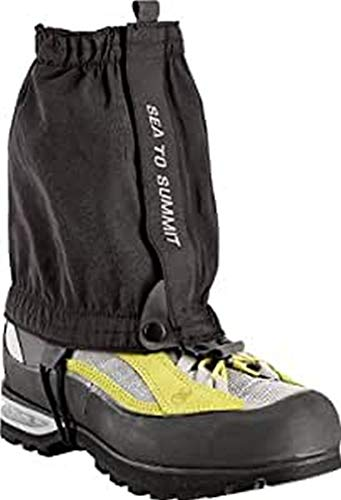 Sea to Summit Tumbleweed Ankle Gaiters L/XL Accessoires Escalade, Adultes Unisexe, Bleu, Taille Unique