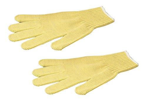 アズワン ケブラー 手袋 KG-165S ショート (1双入り) /6-914-08