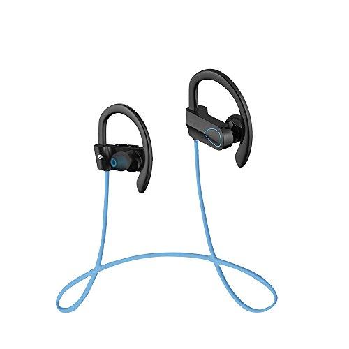 Bluelover Cx-2 draadloze hoofdtelefoon Bluetooth 4.1 Sport Music Headset voor iPhone Samsung