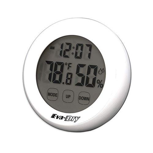 Eva-Dry EDH-85 Hygrometer with Touch Screen