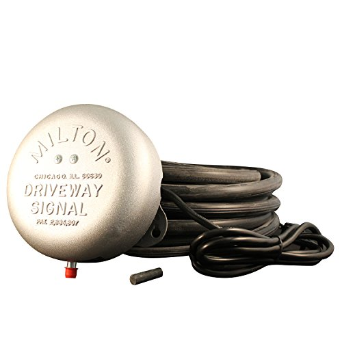 Milton 805 KIT Driveway Signal Bell Kit (bell, hose and end pl)