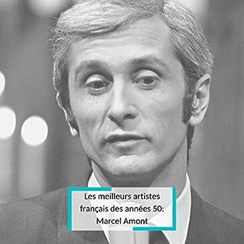 Les meilleurs artistes français des années 50: Marcel Amont