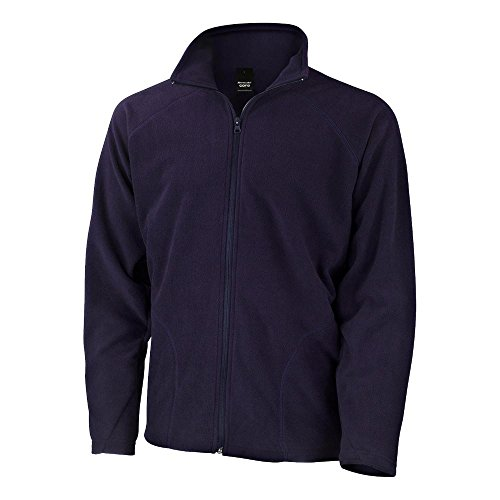 Result - Micron Fleecejacke Men M,Navy