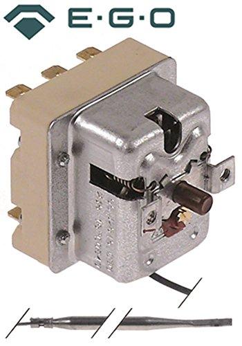 EGO 55.32562.802, 55.32574.010, 55.32574.110 Sicherheitsthermostat für Ambach GKB-150, GKB-150-BF, GKB-120-BF, GKB-120, Silko 20A