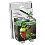 Fantasy Flight Games Star Wars-Imperial Assault: Greedo-Español, Color (FFSWI31)
