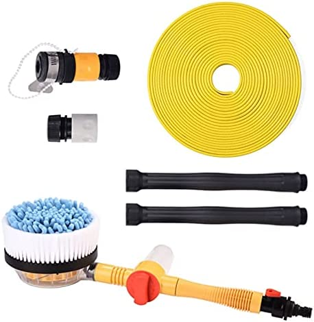 LS online shop Department store Car Cleaning Tools Chenille Rotating Automatic Wash Brush
