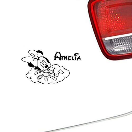 Unicornio ✔ 20cm ✔ deseo name ✔ puerta pegatinas ✔ murales ✔ sticker auto ✔ ✔
