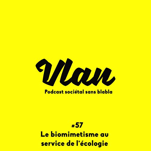 Le biomimetisme au service de l'écologie cover art