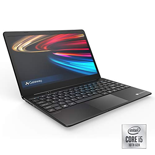 "Gateway 14.1"" Full HD Ultra Slim Laptop: 10th Gen Core i5-1035G1, 16GB RAM, 256GB SSD, Windows 10"