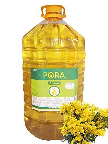 Pora Frittieröl, 10l PET , Braten und Frittieren, erhitzbar bis 220