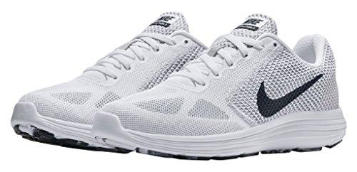 Nike 819303 102 Revolution 3 Sneaker Weiss|36