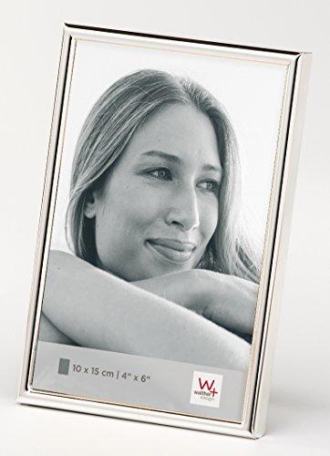 Walther design WD015S Chloe Portraitrahmen 10x15 cm, silber