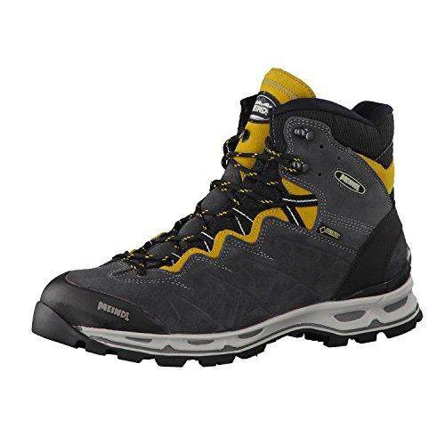 Meindl Schuhe Minnesota Pro GTX Men - anthrazit/gelb
