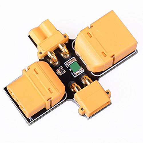 PQZATX XT60 XT30 Smoke Stopper Linea di Collegamento Tester Corto Interruttore Cerchio per Modelli RC Aereo FPV Racing Drone