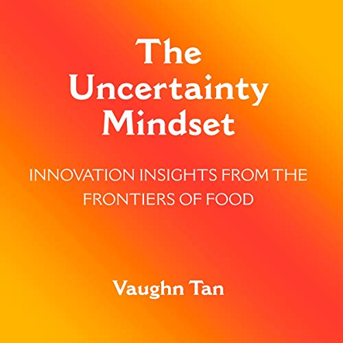 The Uncertainty Mindset cover art
