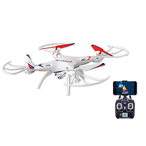 Swift Stream Z-9 Camera Drone, White