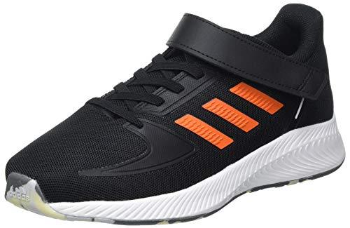 adidas RUNFALCON 2.0 C, Zapatillas de Running, NEGBÁS/NARAUT/FTWBLA, 30 EU