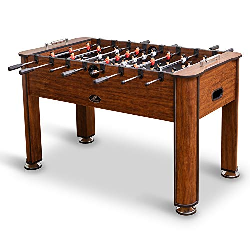 """EastPoint Sports 56.3"""" Official Competition Size Torino Foosball Table for Multiplayer Indoor Play, 1-1-35011-DS"""