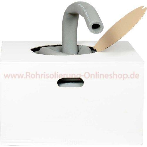 Preisvergleich Produktbild Kaimann Kaiflex HTplus Isolierung Schlauch endlos (EnEV 50%) 10x15mm,  33m