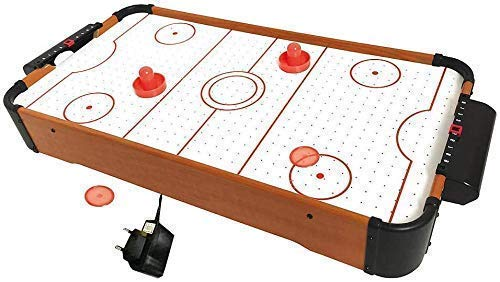 EVAN Air Hockey Game / Air Hockey Table /Ice Hockey Game 220V Electric Wall Adapter Powered Indoor Game.