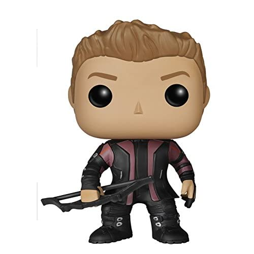 Funko 4781 - Avengers Age of Ultron, Pop Vinyl Figure 70 Hawkeye, 10 cm