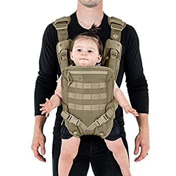 Mission Critical S.01 Action Baby Carrier Baby Gear for Dads  Coyote
