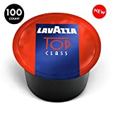 Lavazza Blue Single Espresso Top Class Coffee Capsules (Pack Of 100)