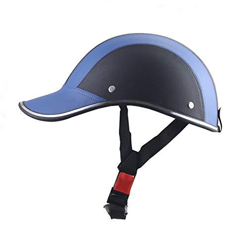 Casco Casco para Bicicleta Casco de Bicicleta Casco Vintage Utilizado For Proteger La Cabeza Humana Adecuado For Todo Tipo De Deportes De Ciclismo (Color : #4, Size : 55-60cm)